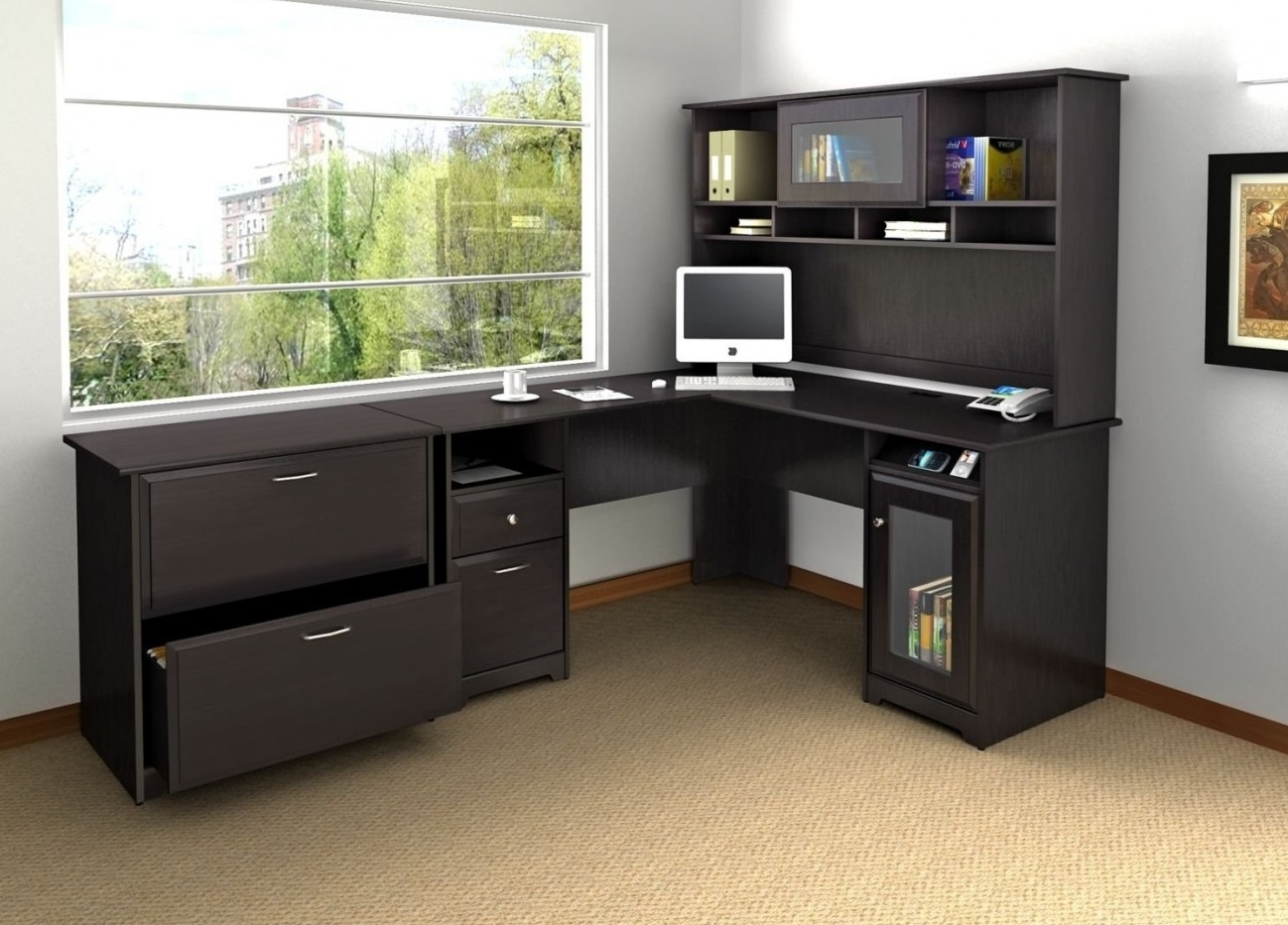 Three Tips For Setting Up A Home Office When Moving In Chicago