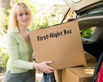 33 Helpful Moving Tips Everyone Should Know night box