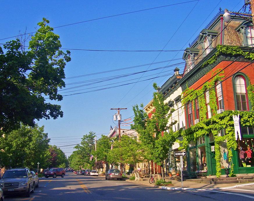 Main Street Cold Spring NY