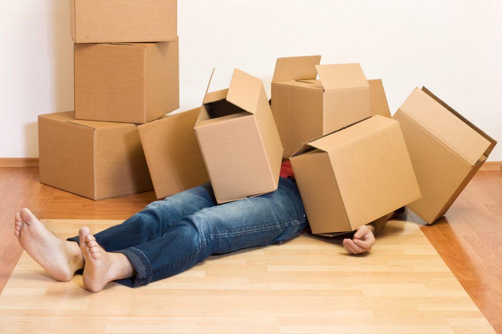 New City Moving Need Storage