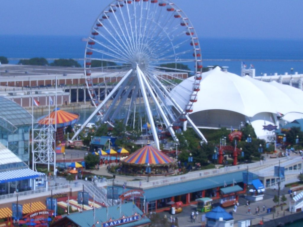 Streeterville image of carnival