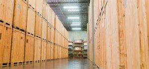 large storage warehouse