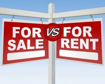 the difference between for sale and for rent